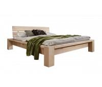 Кровать из массива дуба Фьорд
