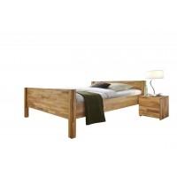 Кровать из массива дуба Ханс