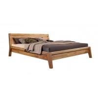Кровать из массива дуба Бриджит