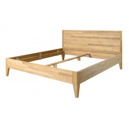 Кровать из массива дуба Руна