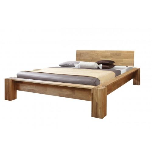 Кровать из массива дуба Стокгольм