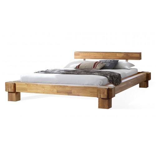 Кровать из массива дуба Виктория