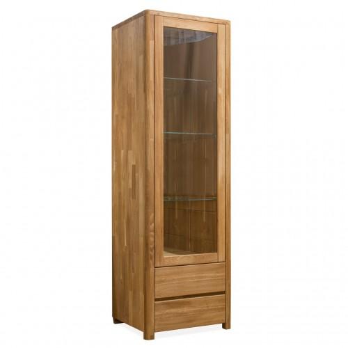 Шкаф с витриной Лозанна