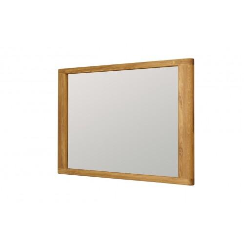 Зеркало Лозанна из массива дуба