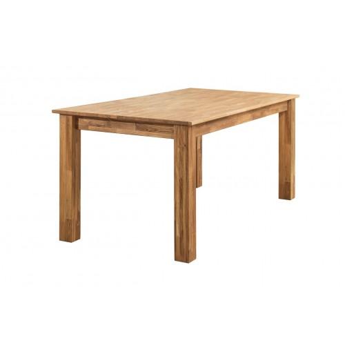 Кухонный обеденный стол из массива дуба Прованс 02