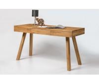 Стол письменный из массива дуба Модерн 1