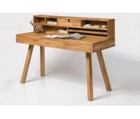 Стол письменный из массива дуба Модерн 2