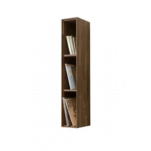 Шкаф навесной из массива дуба Сканди 3.1